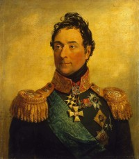 граф Алекса́ндр Фёдорович Ланжеро́н